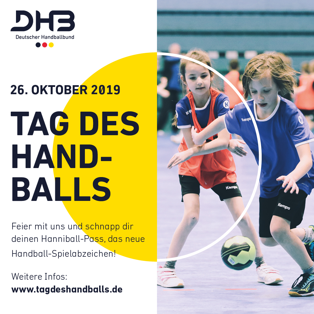 TAG DES HANDBALLS 2019 Banner 686 313
